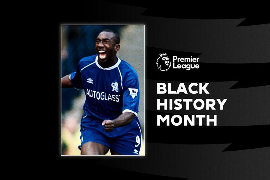 Black History Month - Jimmy Floyd Hasselbaink v2