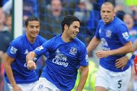 On this day - 17 Oct 2010: Everton 2-0 Liverpool