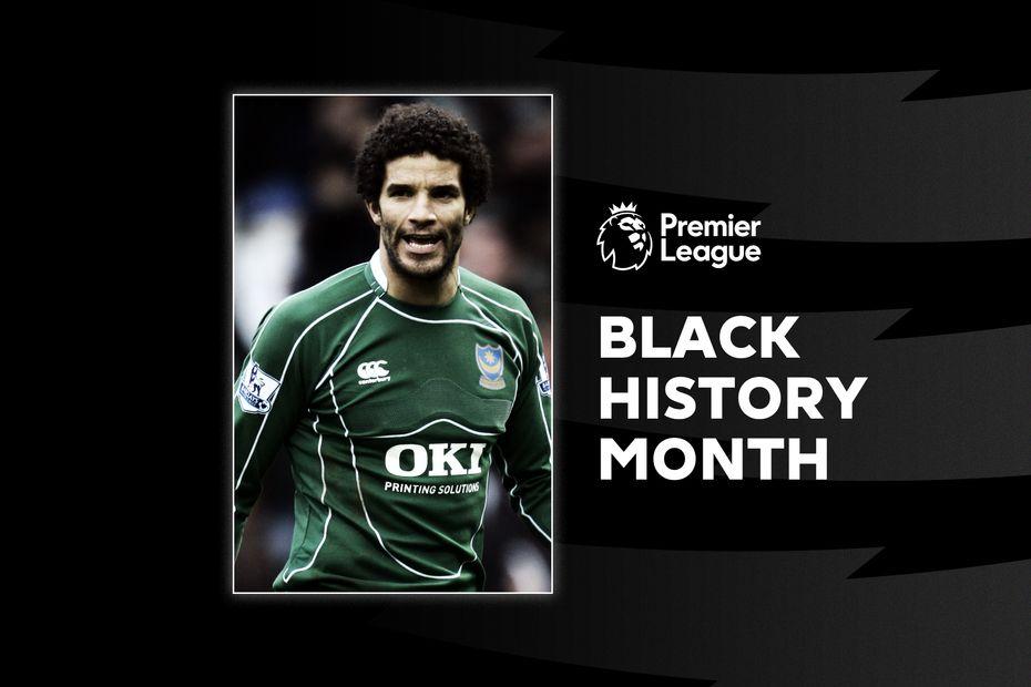 Black History Month - David James