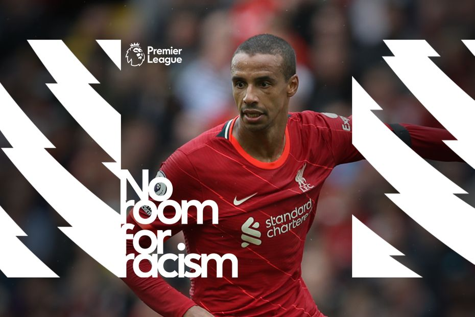 Matip: Talking is vital in fight for equality