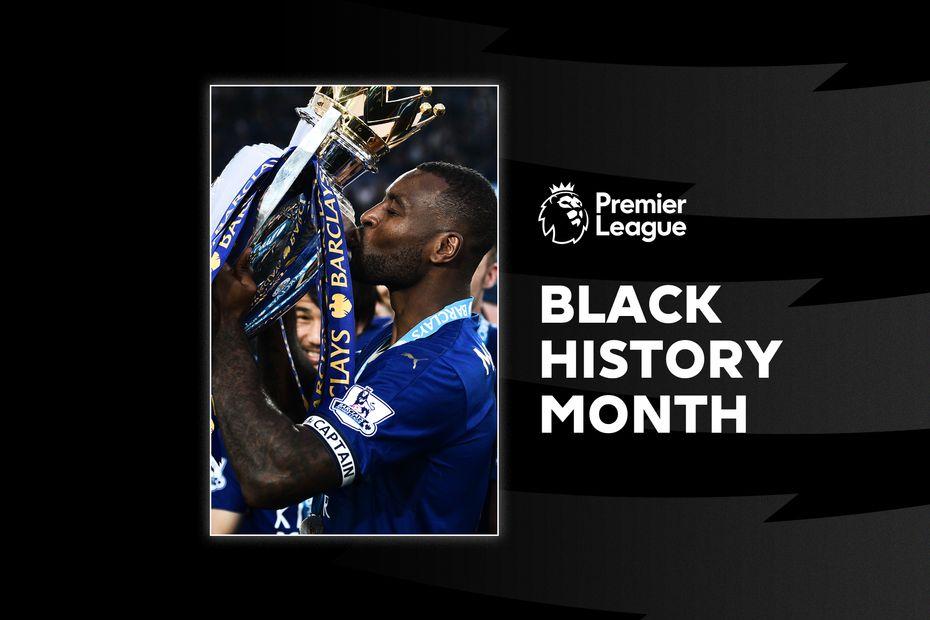 Black History Month - Wes Morgan