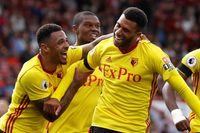 Goal of the day: Capoue's cracker for Watford