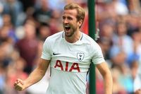 Flashback: Kane sees off West Ham with double
