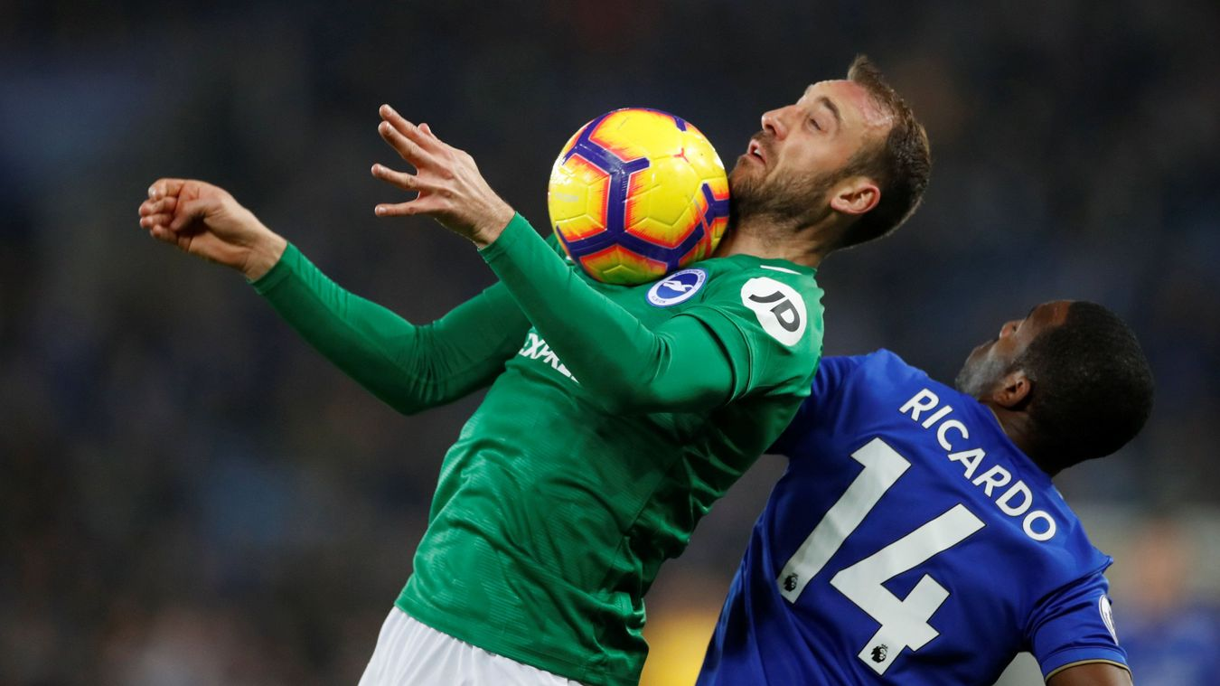Leicester City 2-1 Brighton & Hove Albion