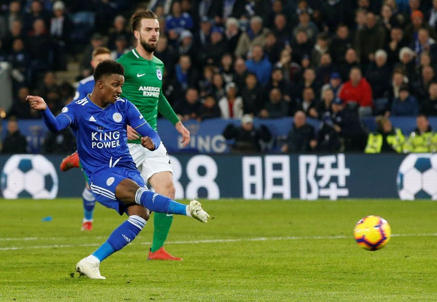 Leicester City v Brighton & Hove Albion