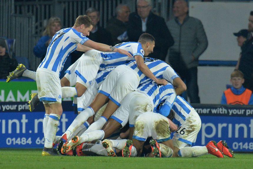 Huddersfield Town v Wolves