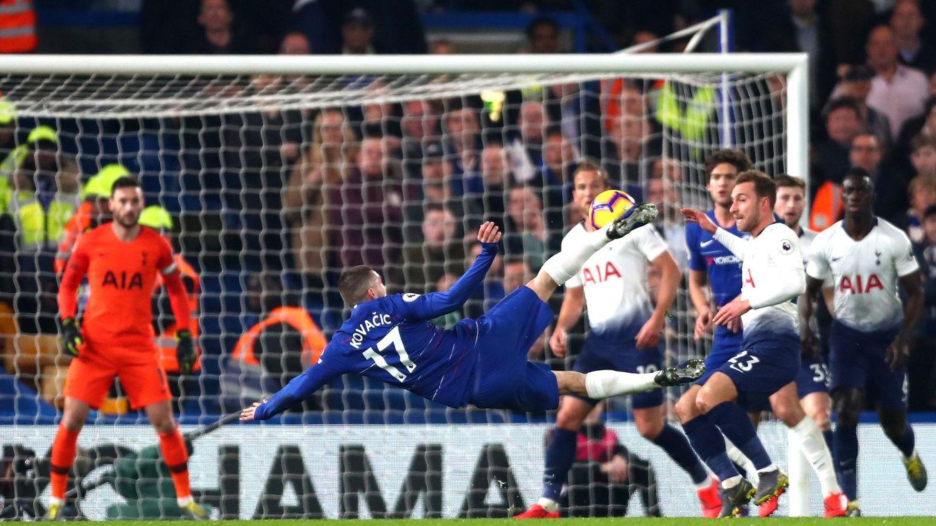 Chelsea 2-0 Tottenham Hotspur