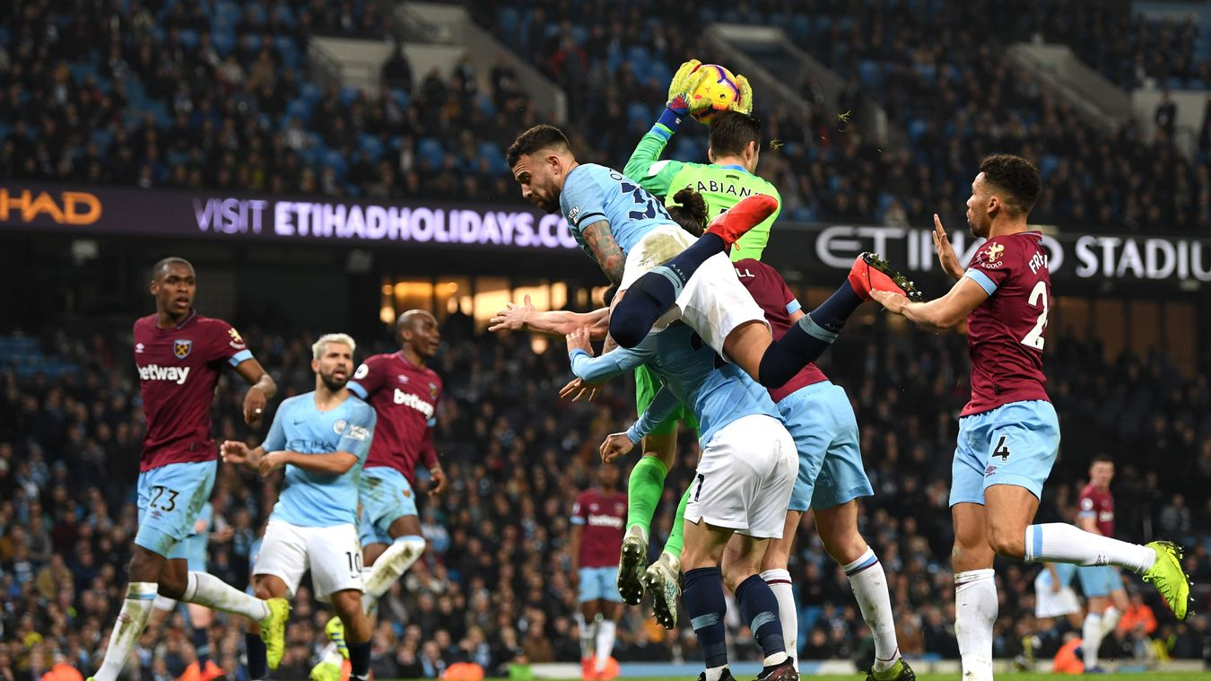 Manchester City 1-0 West Ham United