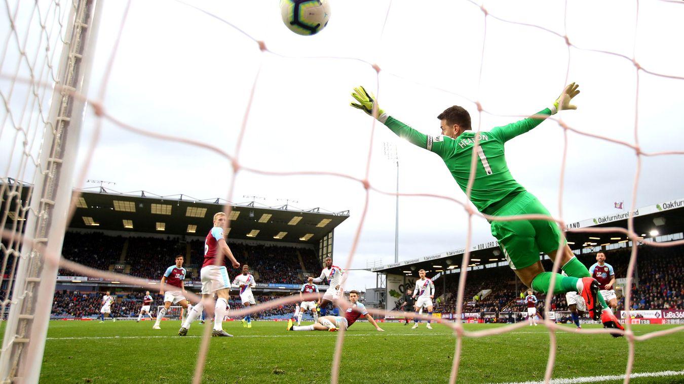 Burnley 1-3 Crystal Palace