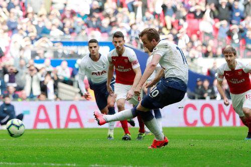 Spurs v Arsenal, 2018/19   Premier League