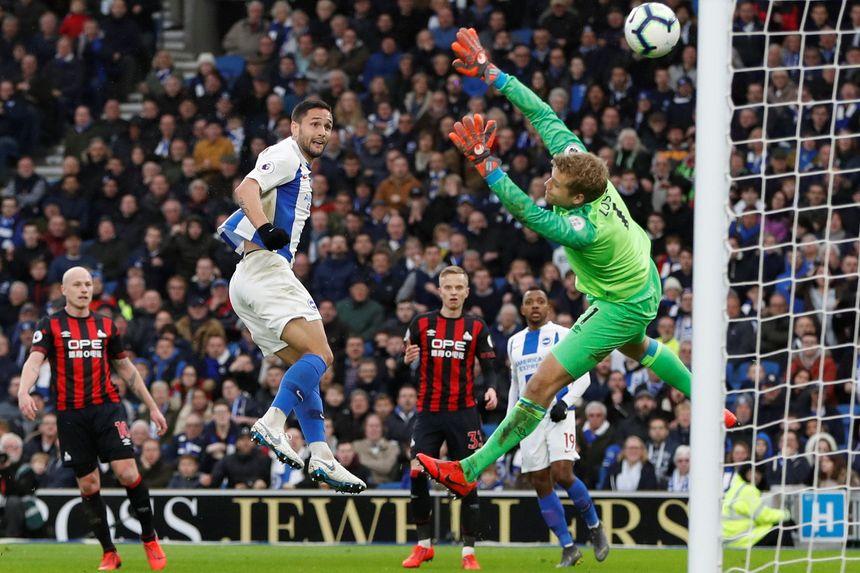 Brighton & Hove Albion v Huddersfield Town