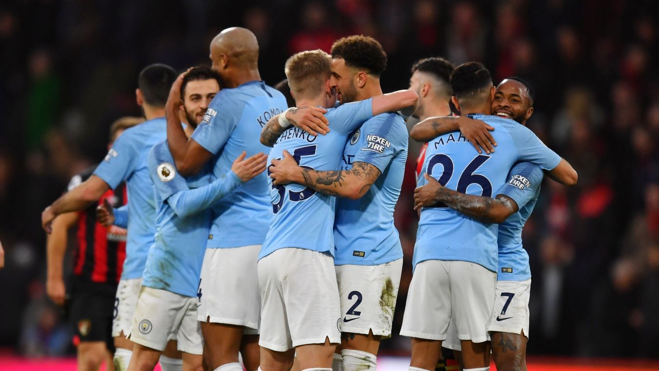 AFC Bournemouth 0-1 Manchester City