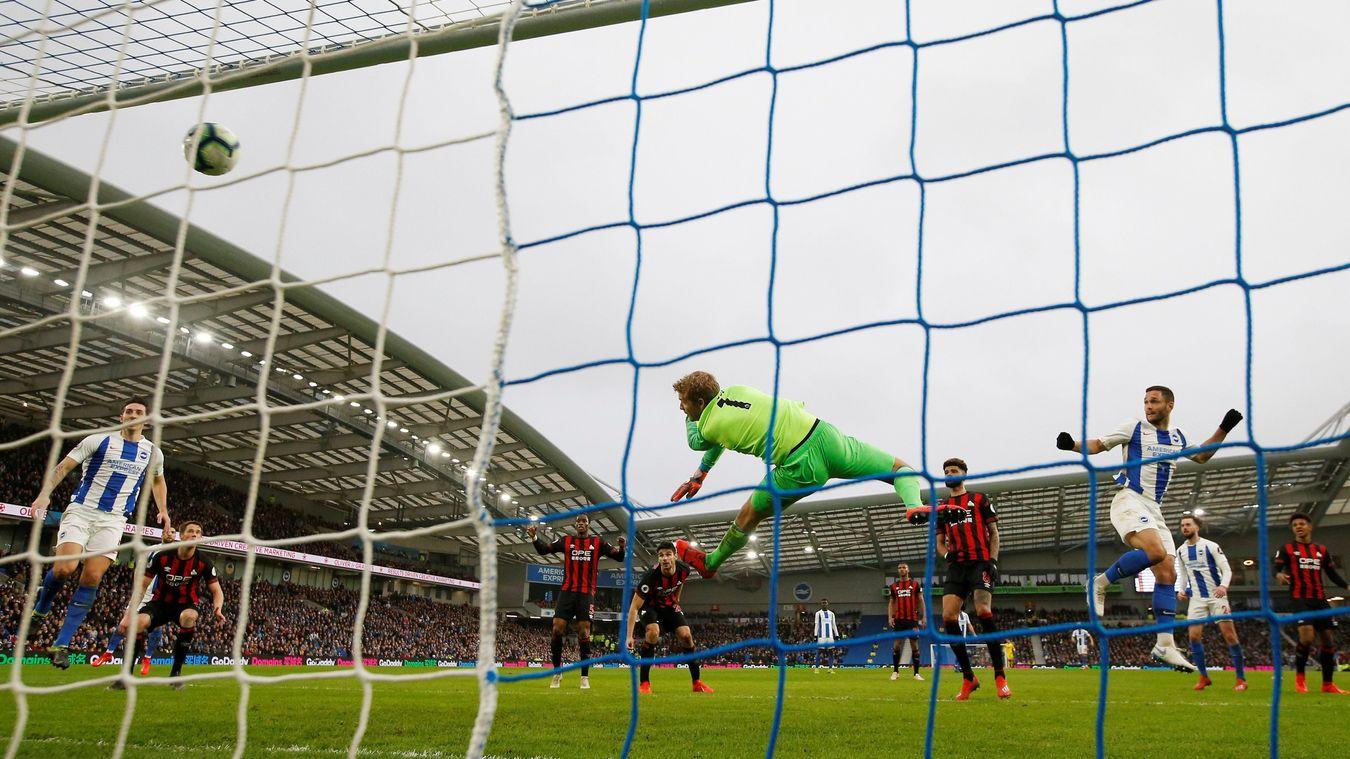Brighton & Hove Albion 1-0 Huddersfield Town