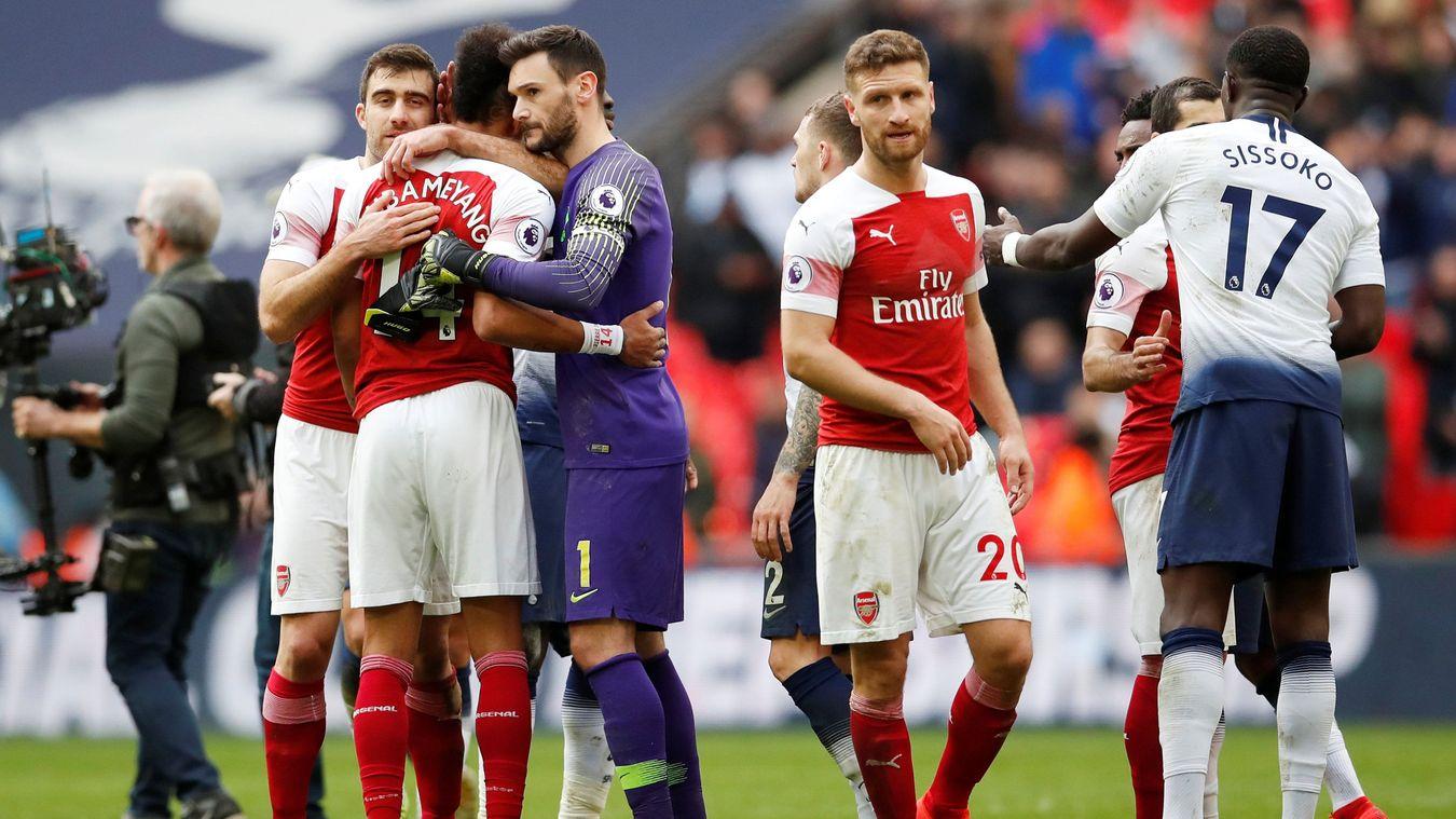 Tottenham Hotspur 1-1 Arsenal