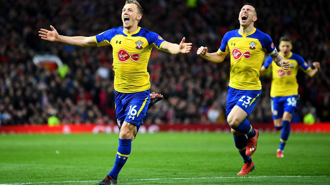 Manchester United 3-2 Southampton