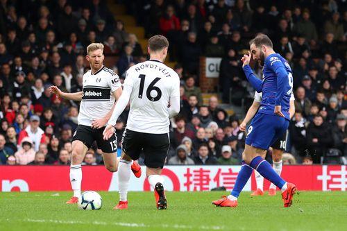 Fulham V Chelsea 2018 19 Premier League