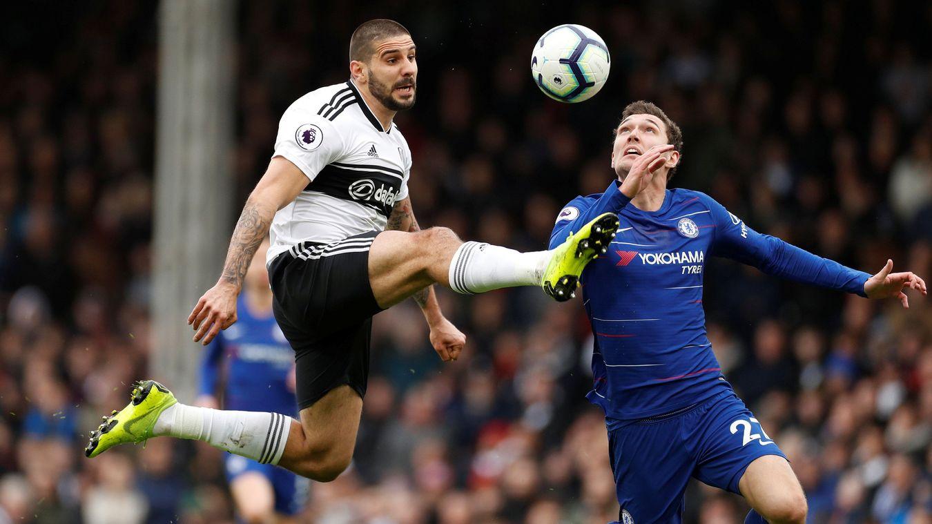 Fulham 1-2 Chelsea