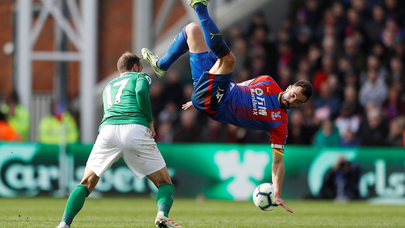 Crystal Palace 1-2 Brighton & Hove Albion