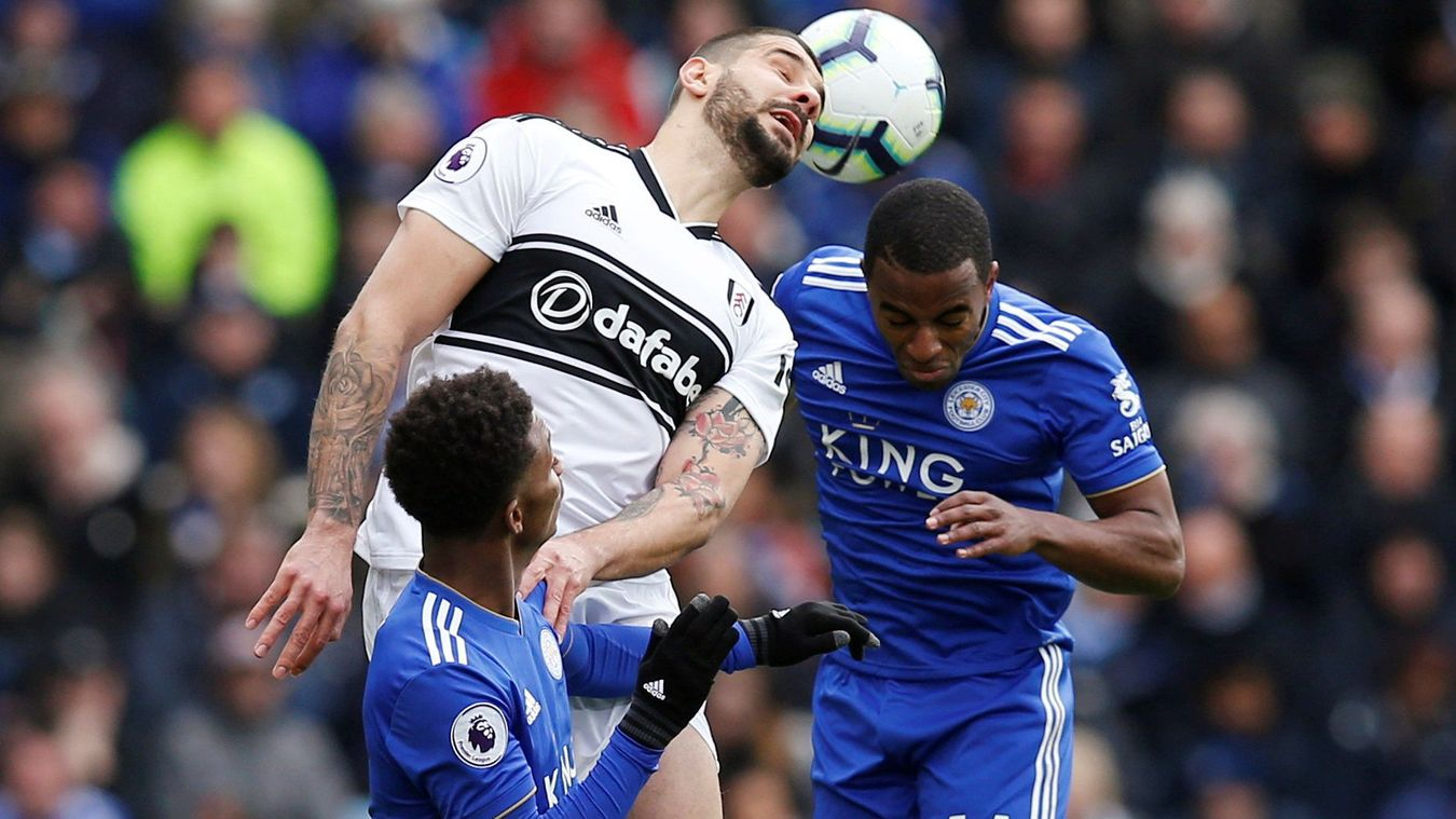 Leicester City 3-1 Fulham