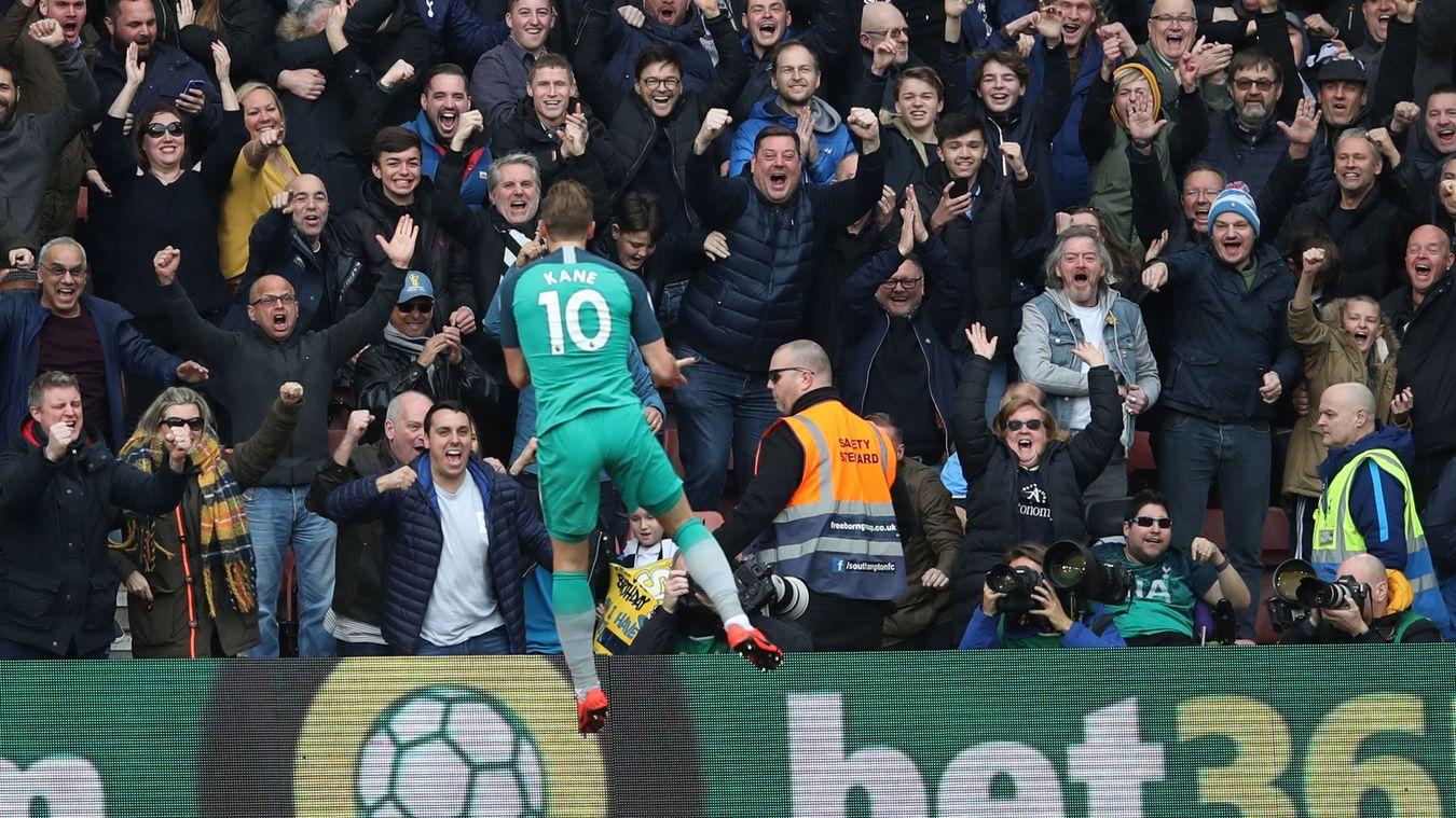 Southampton 2-1 Tottenham Hotspur