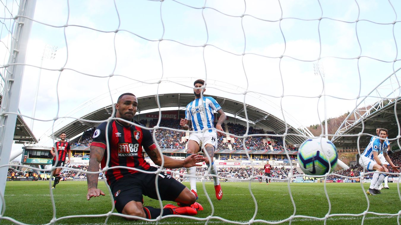 Huddersfield Town 0-2 AFC Bournemouth