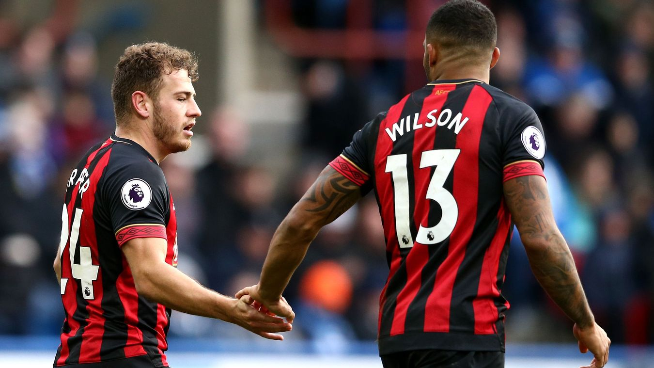 Huddersfield Town 0-1 AFC Bournemouth