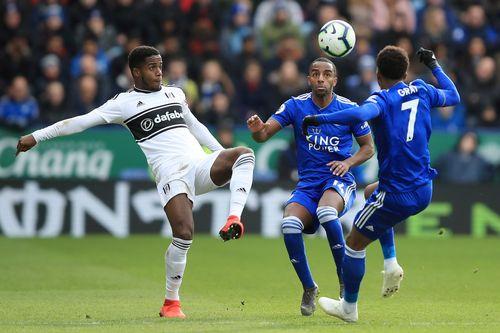 Leicester V Fulham 2018 19 Premier League