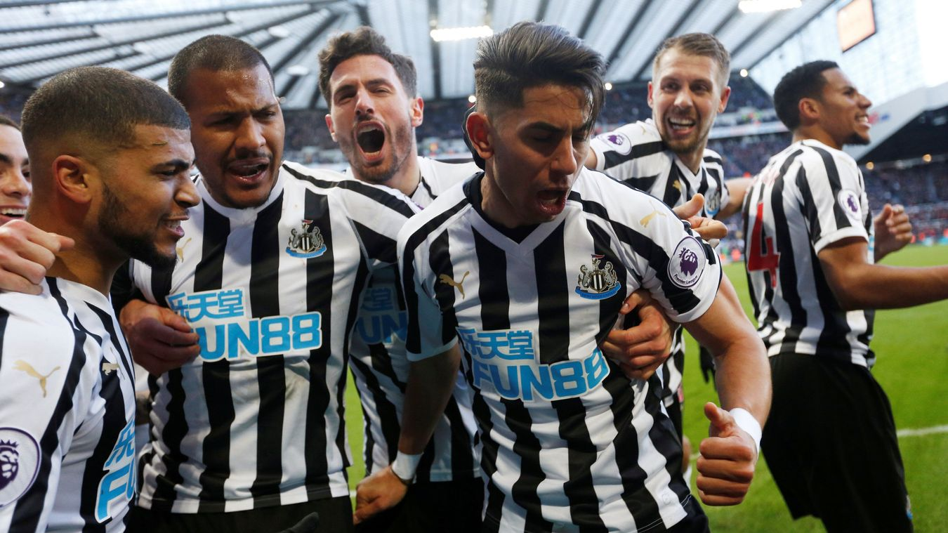 Newcastle United 3-2 Everton