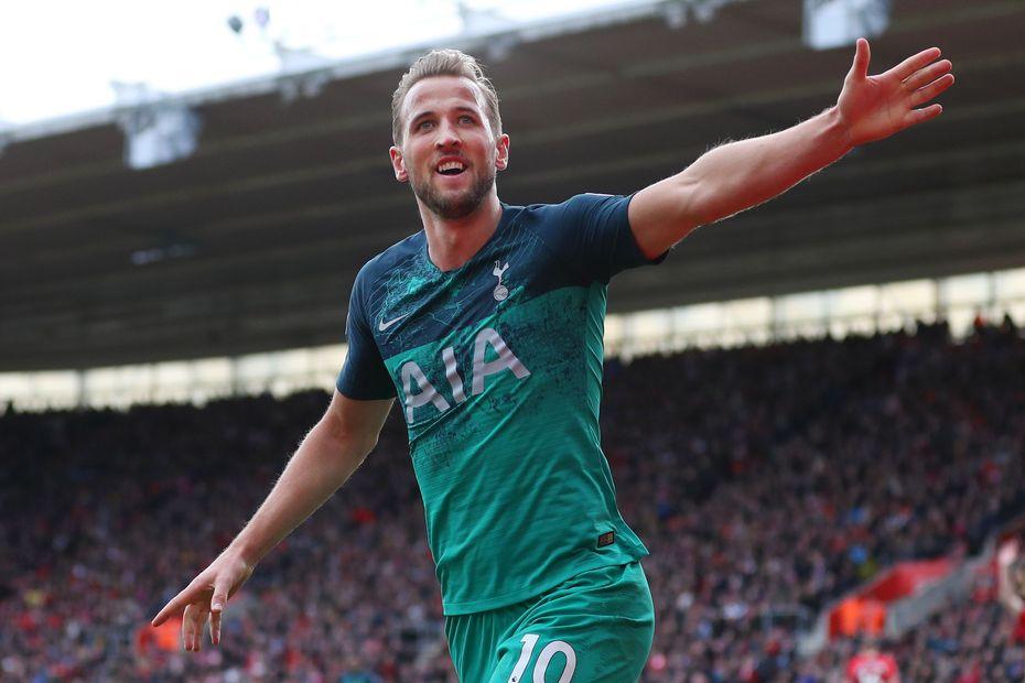 Southampton FC v Tottenham Hotspur - Harry Kane