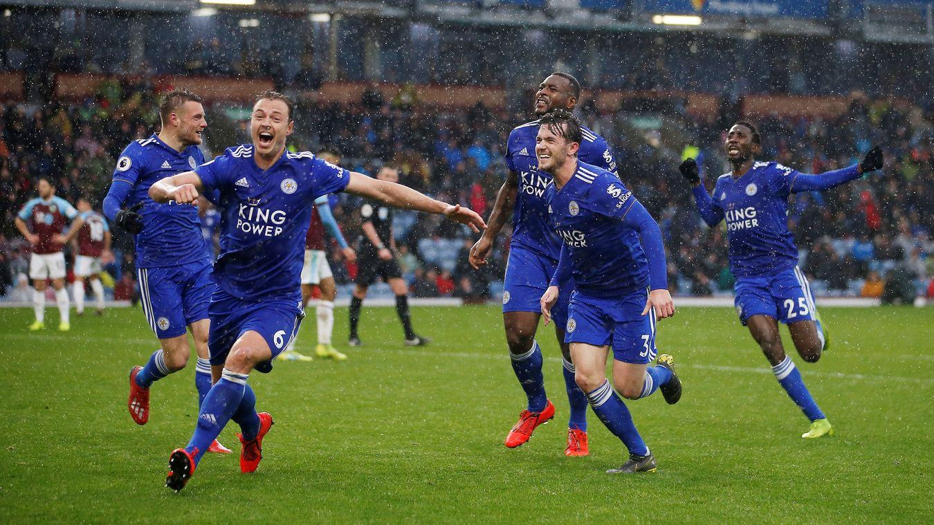 Burnley 1-2 Leicester City