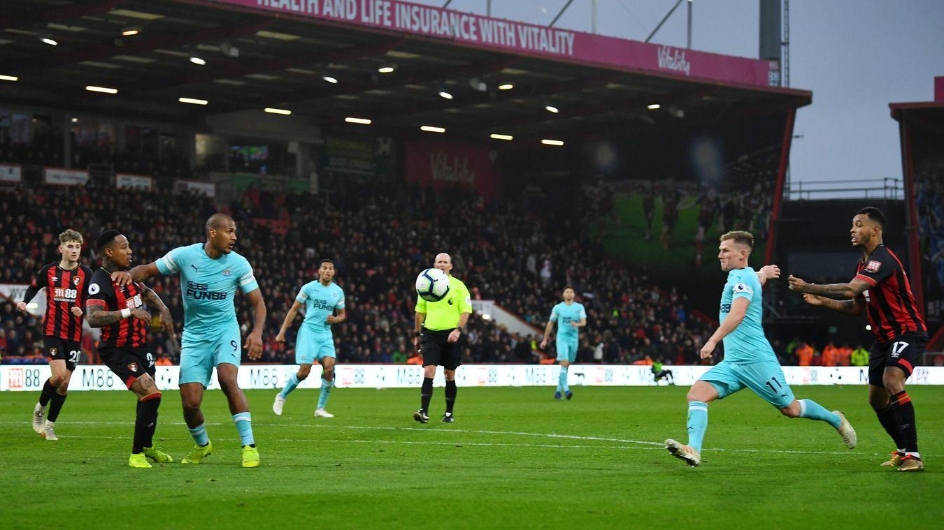 AFC Bournemouth 2-2 Newcastle United