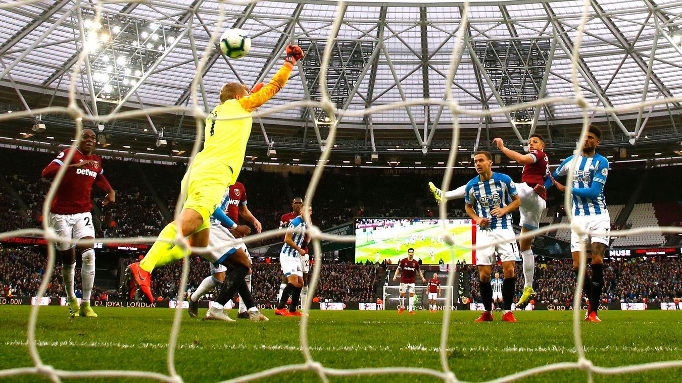 West Ham United 4-3 Huddersfield Town