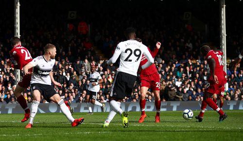 Premier League - Fulham v Liverpool
