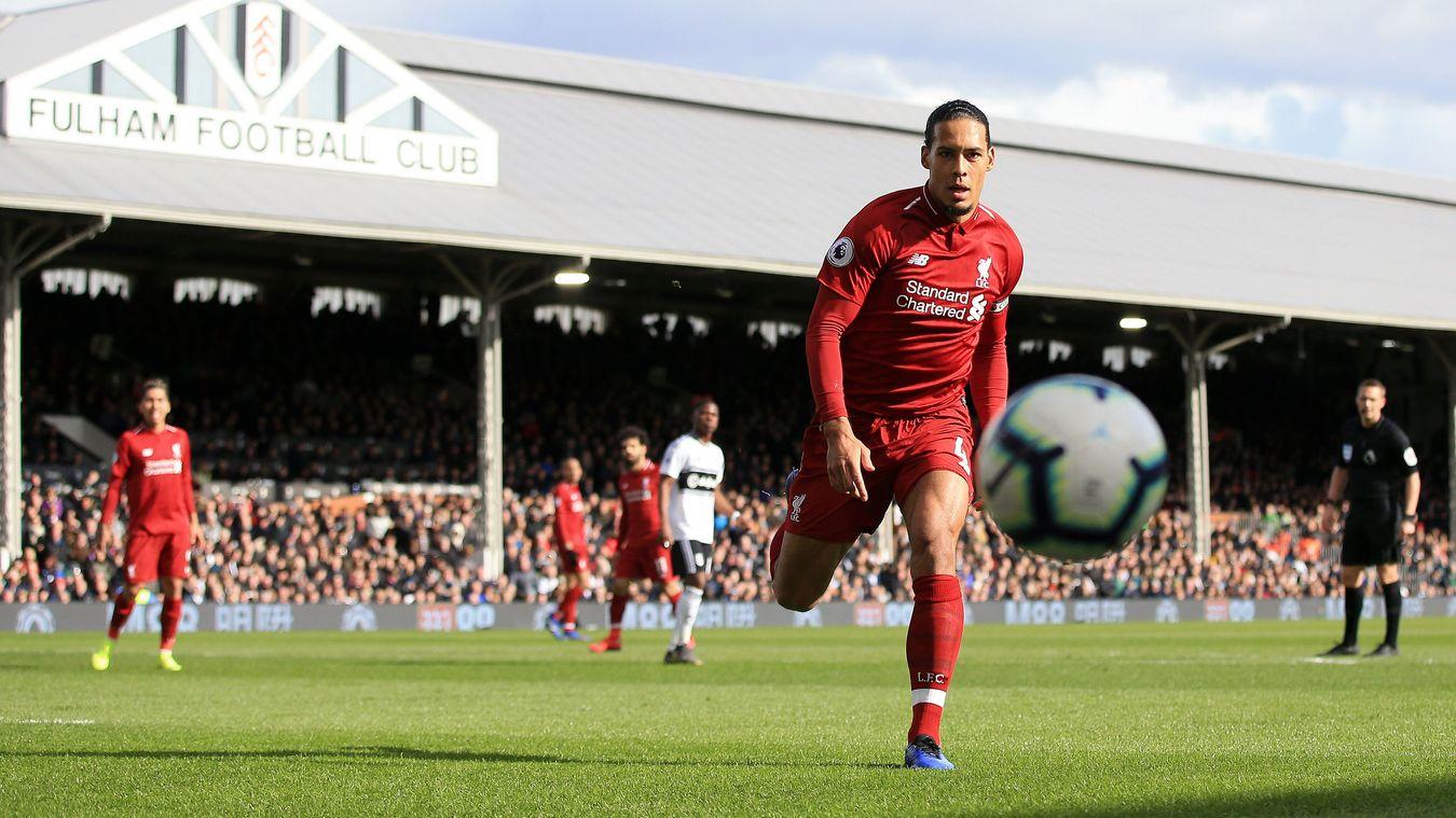 Fulham 1-2 Liverpool