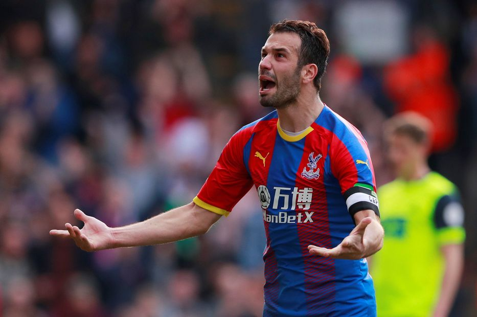 Premier League - Crystal Palace v Huddersfield Town