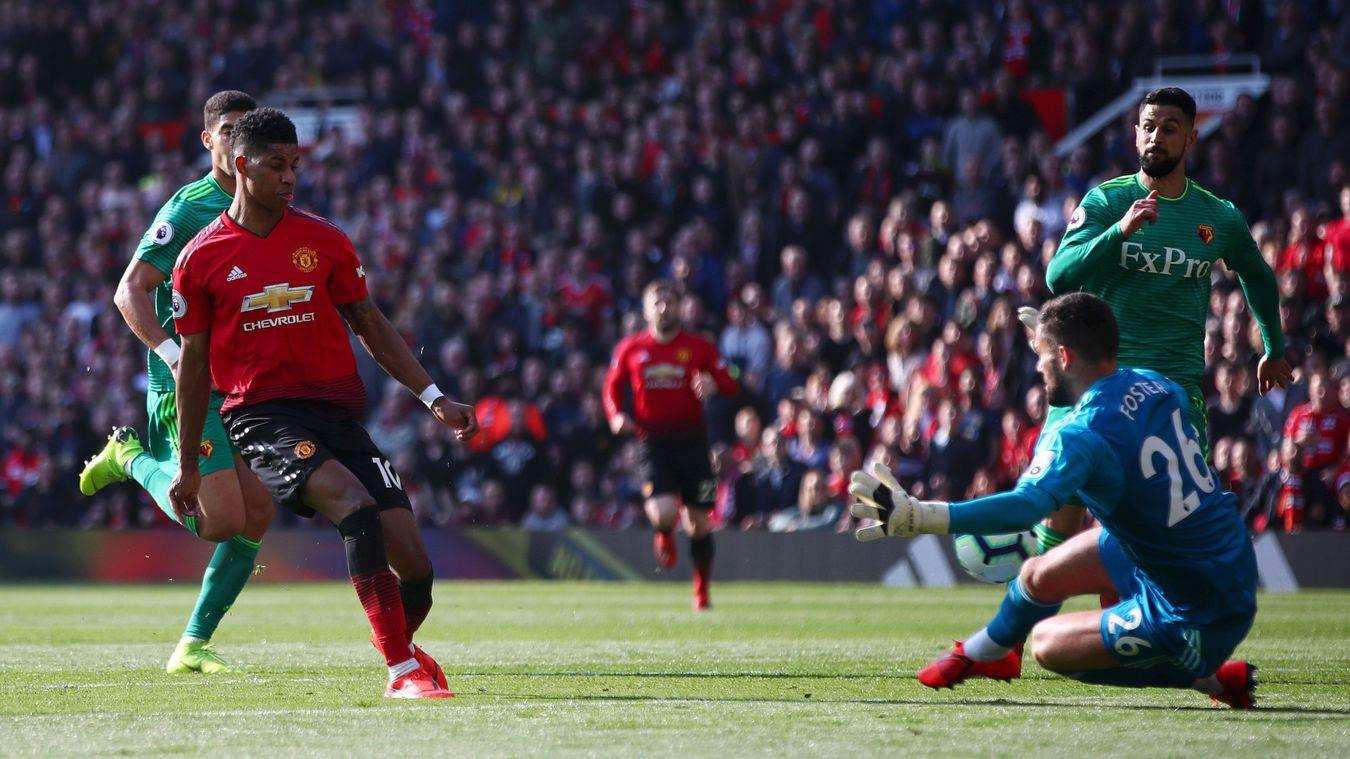 Manchester United 2-1 Watford