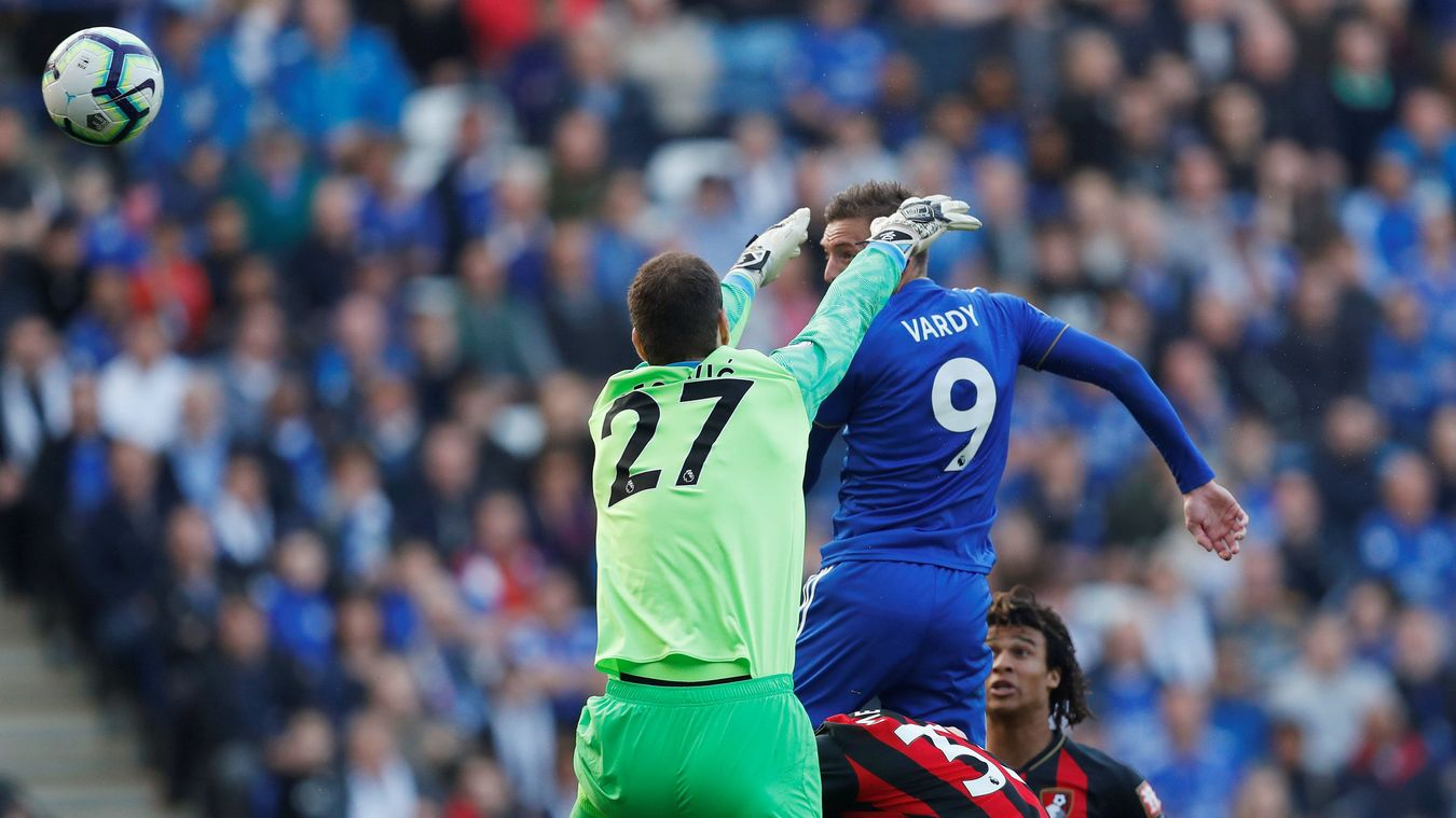 Leicester City 2-0 AFC Bournemouth