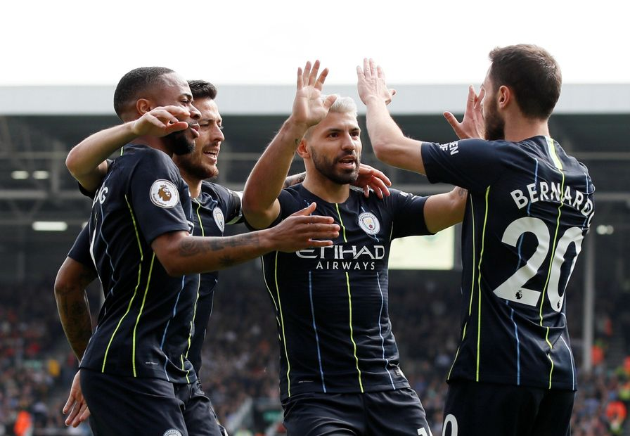Premier League - Fulham v Manchester City