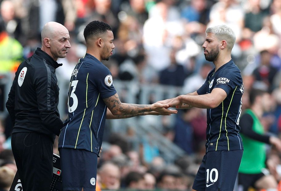 Premier League - Fulham v Manchester City