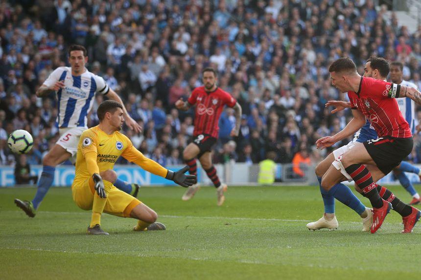Brighton & Hove Albion 0-1 Southampton