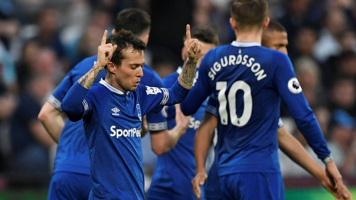 West Ham United 0-2 Everton