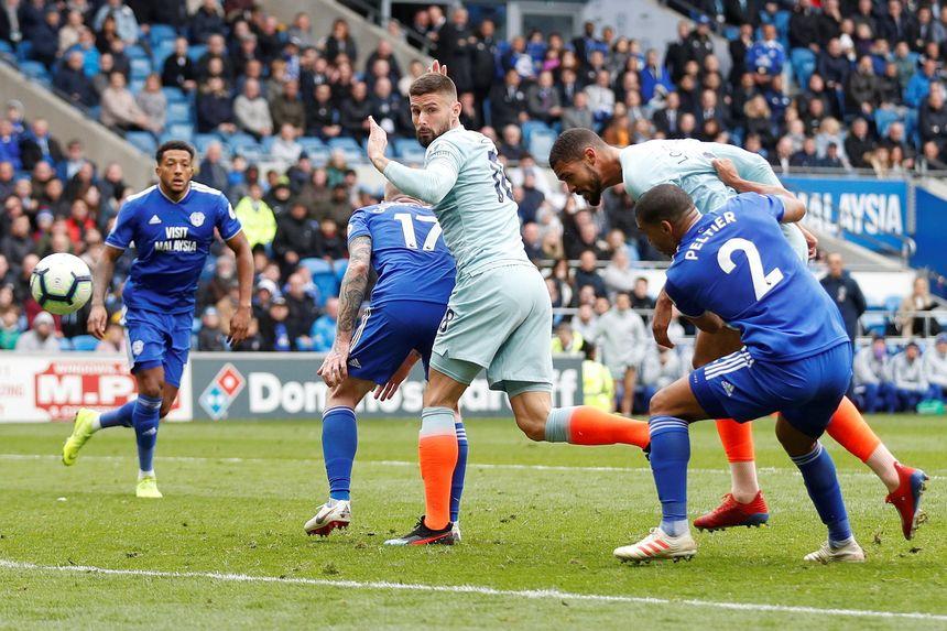 Cardiff City v Chelsea
