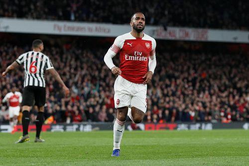 Arsenal V Newcastle 2018 19 Premier League