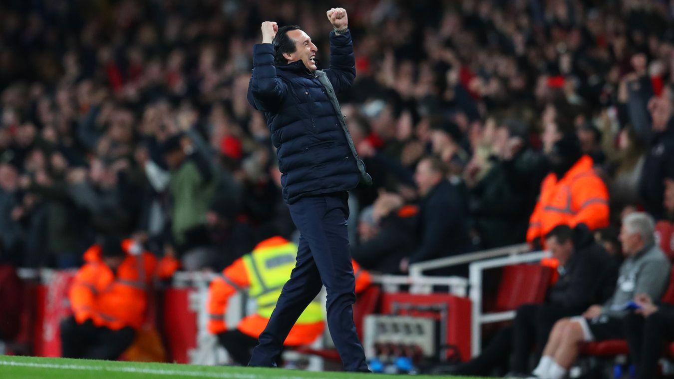 Arsenal v Newcastle United
