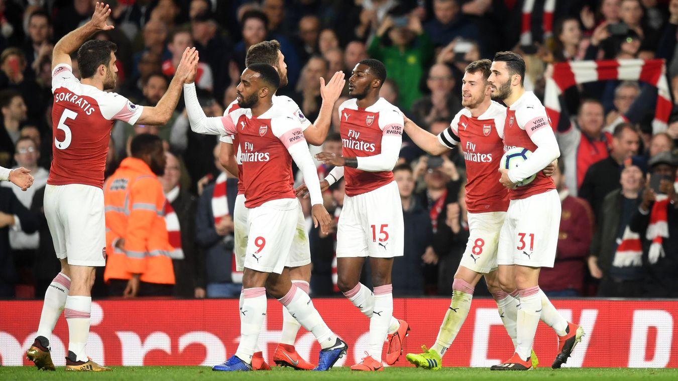 Arsenal 2-0 Newcastle United