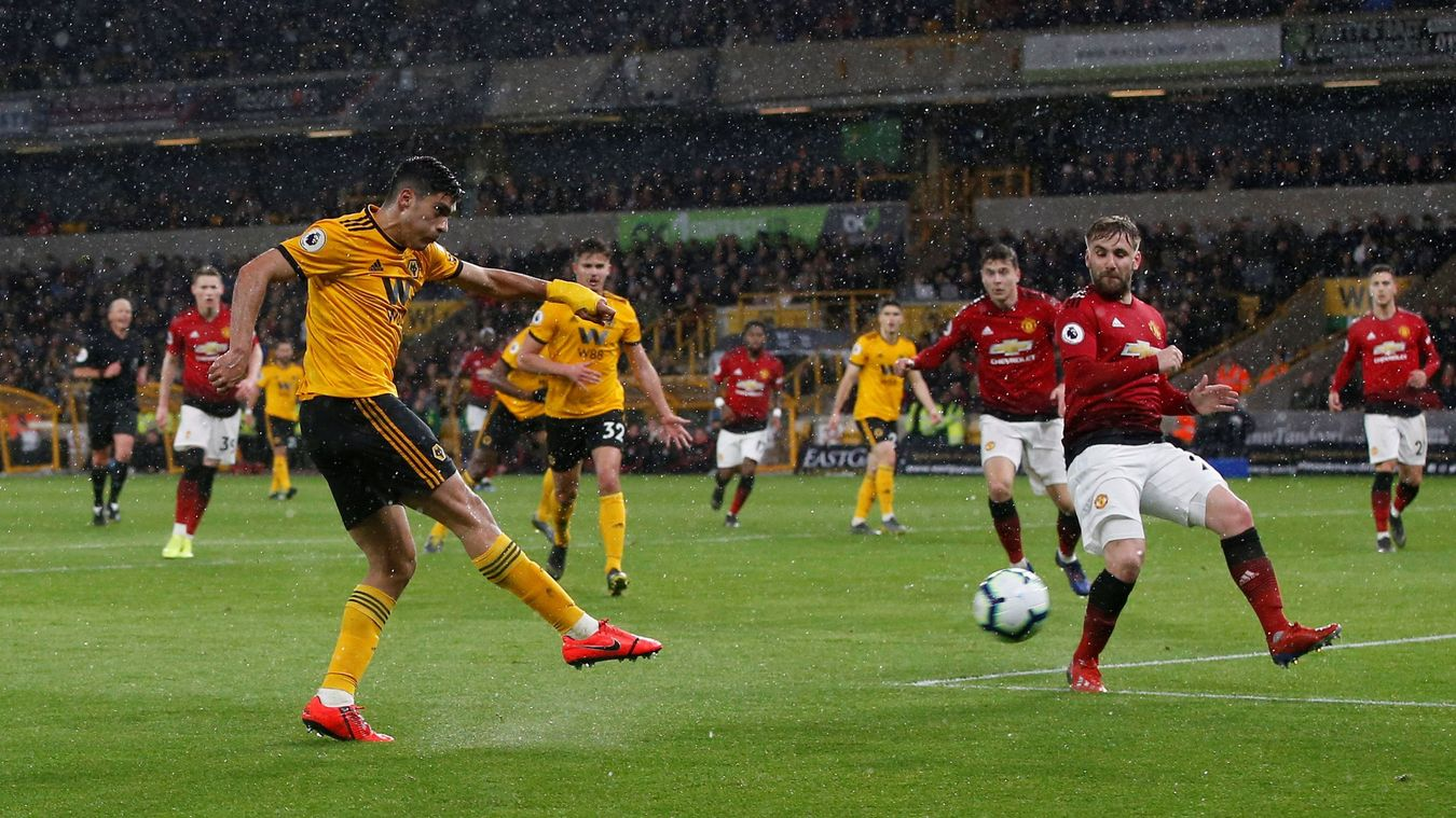 Wolverhampton Wanderers 2-1 Manchester United