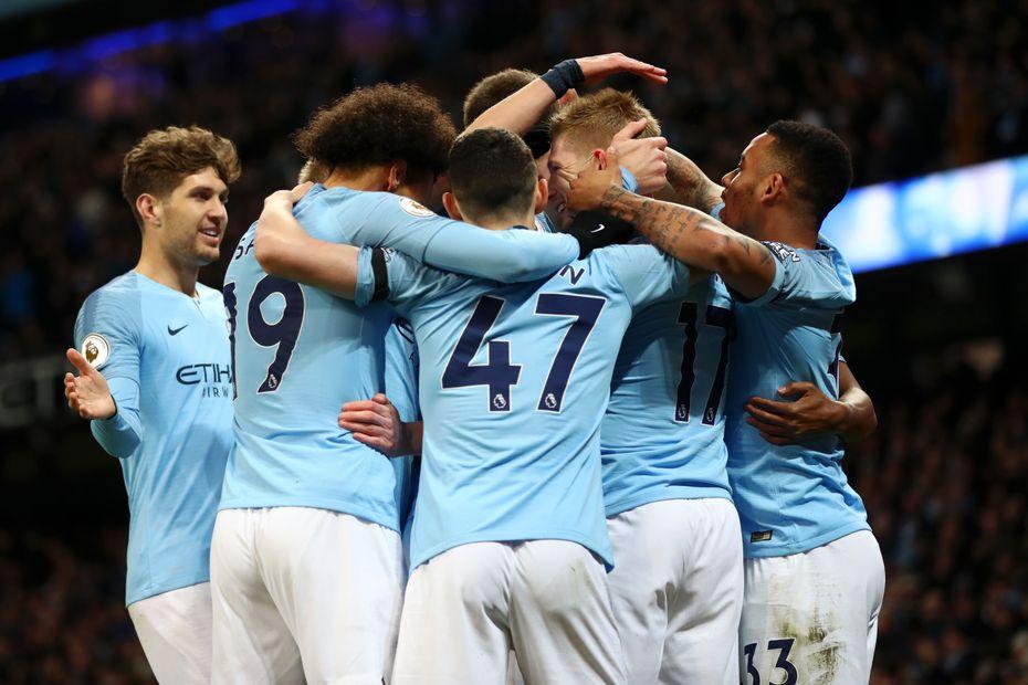 Manchester City v Cardiff City -