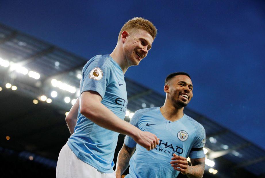 Premier League - Manchester City v Cardiff City
