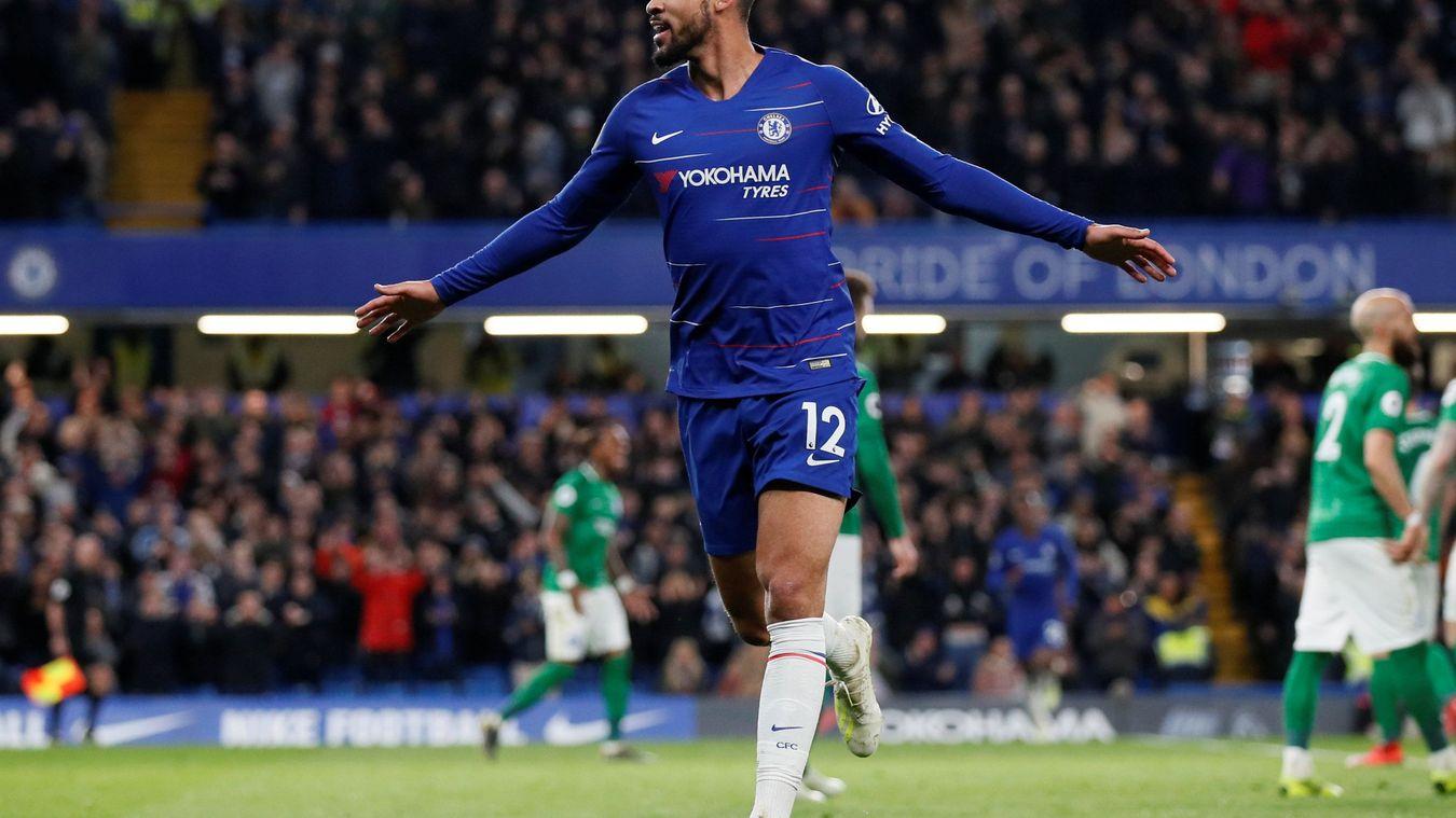 Chelsea 3-0 Brighton & Hove Albion