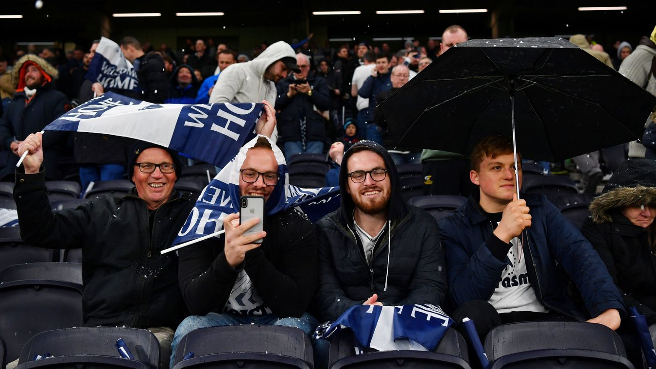Tottenham Hotspur Stadium's PL debut